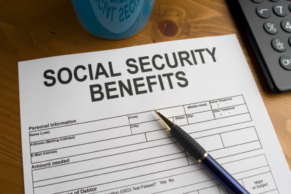 Someone asked me about Social Security....