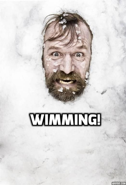 Wim Hof Update- on the Road