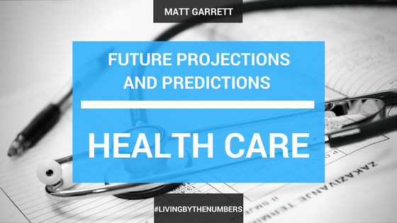 Future Projections and Predictions – Health Care