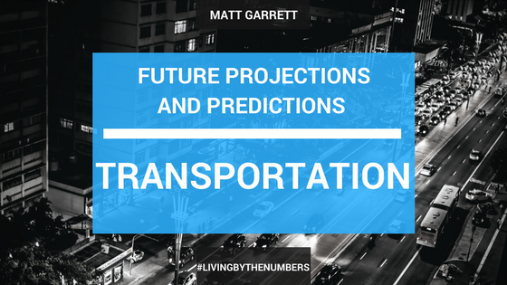 Future Projections and Predictions – Transportation
