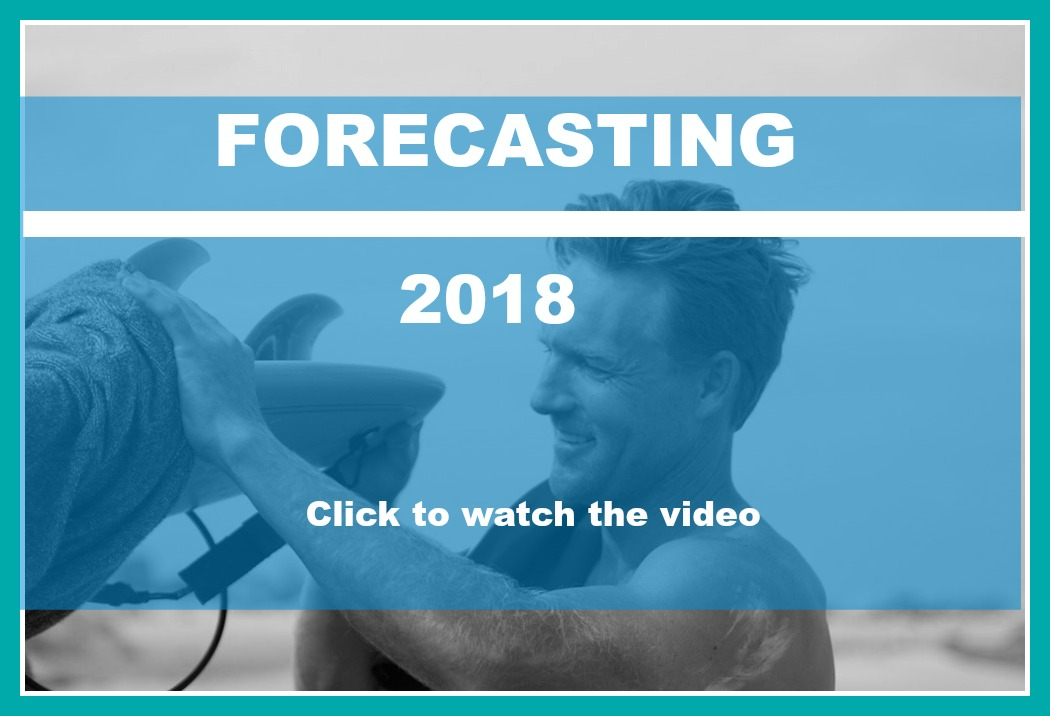 Forecasting for the Year!