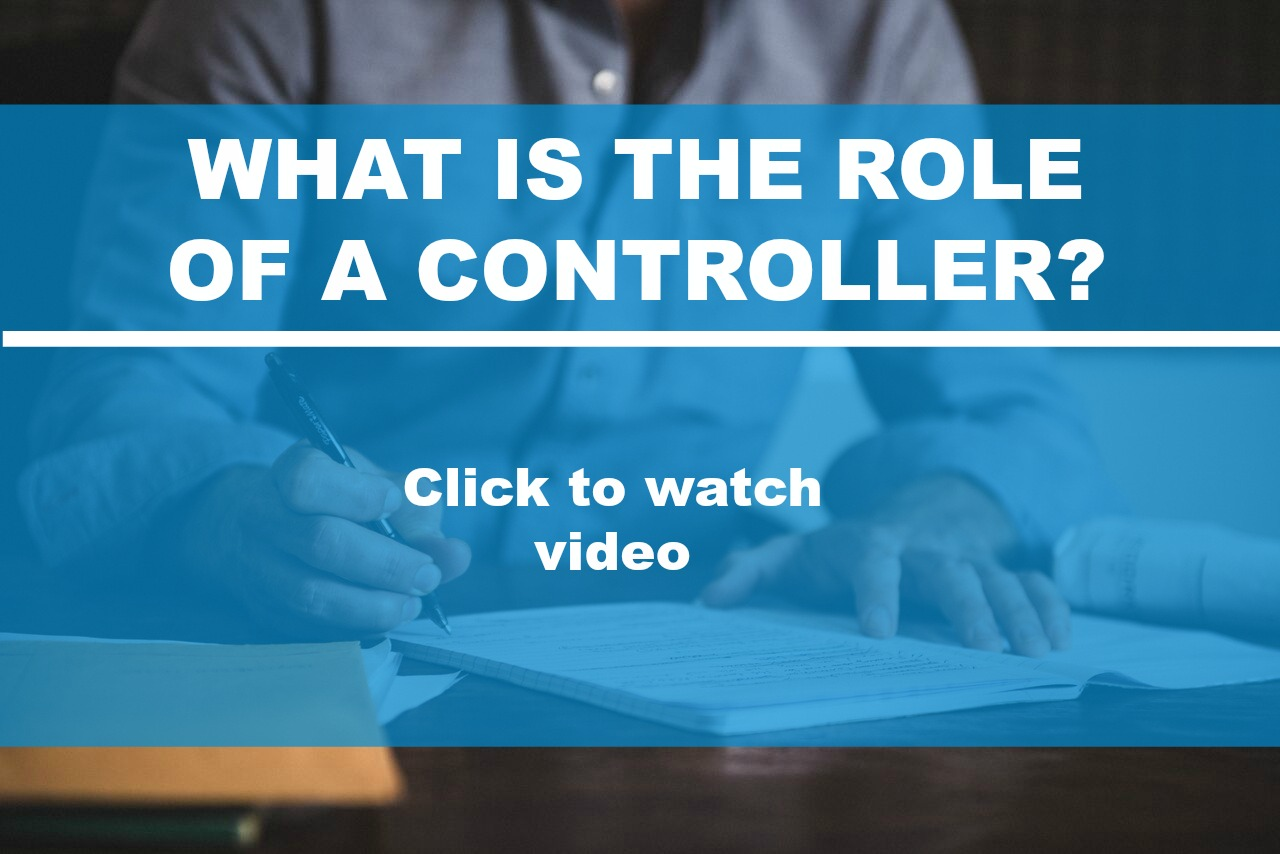 What is the Role of a Controller?