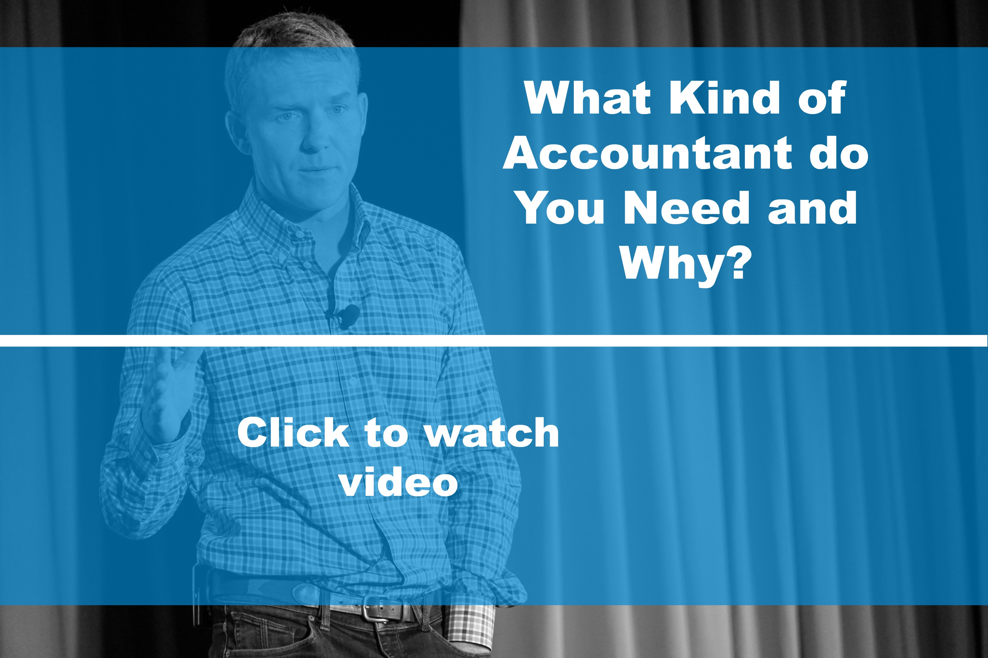 What Kind of Accountant do You Need?